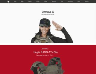 argusdefence.com screenshot