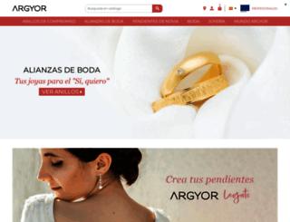 argyor.com screenshot
