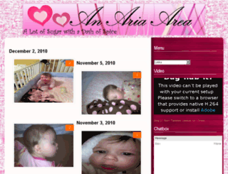 ariaarea.blogspot.com screenshot