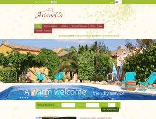 arianella.com screenshot
