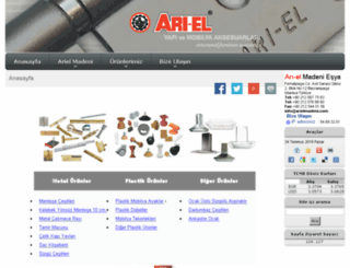 arielmadeni.com screenshot