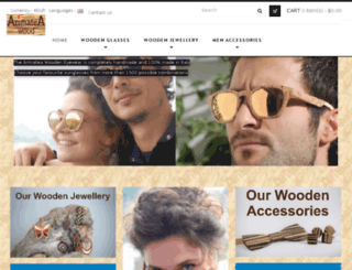 arimatea-wood.com screenshot
