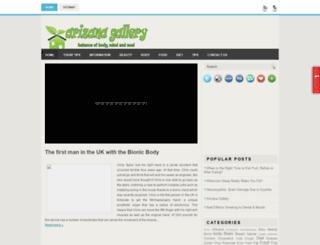 arizanagallery.blogspot.com screenshot