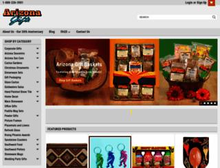 arizonagifts.com screenshot