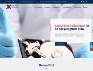 arkadasbilgisayar.com screenshot