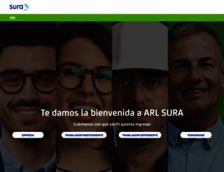 arlsura.com screenshot