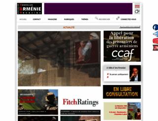 armenews.com screenshot