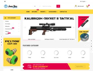 armeria-merino.es screenshot