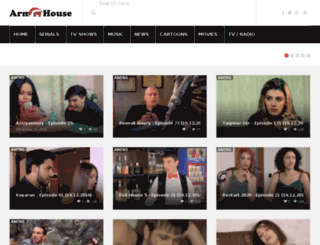 armhouse.org screenshot