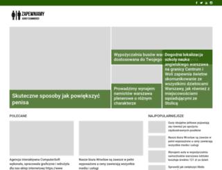 armieapokalipsy.pl screenshot