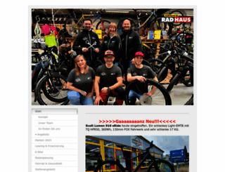 armins-radhaus.de screenshot
