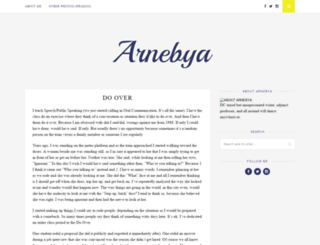 arnebya.com screenshot