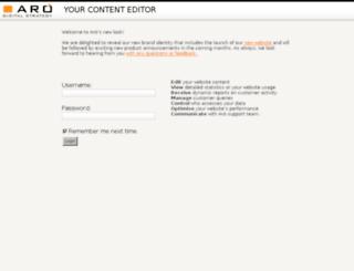 arobis40.com screenshot