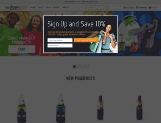 aroma2go.com screenshot