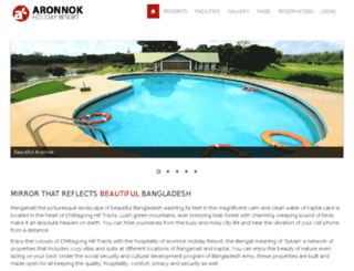 aronnok.com screenshot
