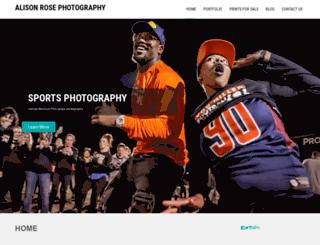 arosephotographer.com screenshot
