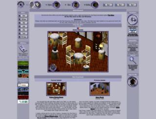 aroundthesims.com screenshot