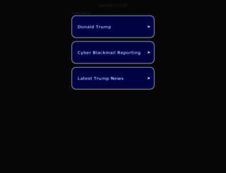 arpaio.com screenshot