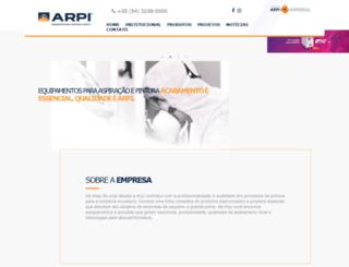 arpi.com.br screenshot