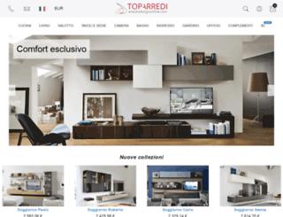 arredodesignonline.com screenshot