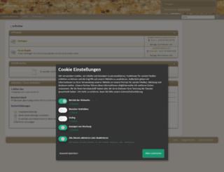 arrifcuisine.siteboard.eu screenshot