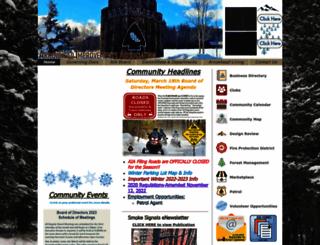 arrowhead1.org screenshot