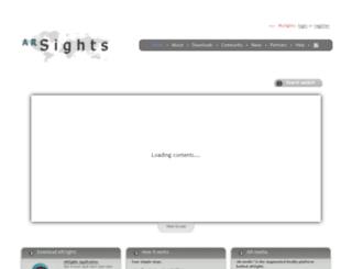 arsights.com screenshot