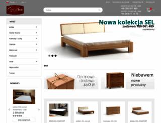 arsmeble.pl screenshot