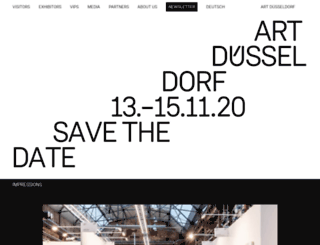 art-fair.de screenshot