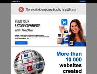 art.anazana.com screenshot