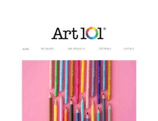 art101usa.com screenshot