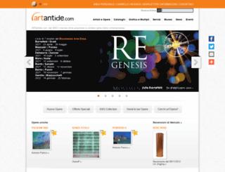 artantide.com screenshot