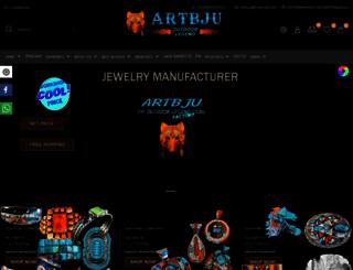 artbju.com screenshot