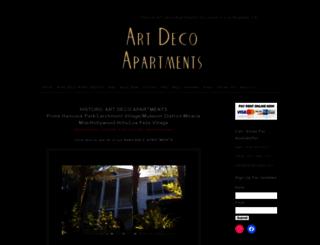 artdecoapts.com screenshot