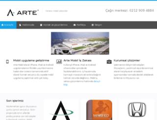artebil.com.tr screenshot