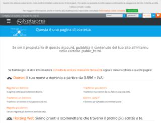 artedalweb.it screenshot
