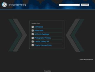 arteducativo.org screenshot