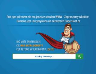 artegence.website.pl screenshot