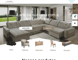 artestofados.com screenshot