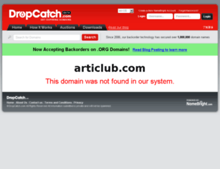 articlub.com screenshot
