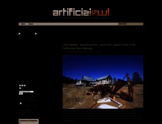 artificialowl.net screenshot