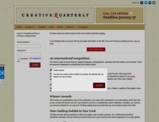 artisanalmedia.secure-awards.com screenshot