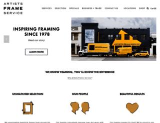 artistframe.com screenshot