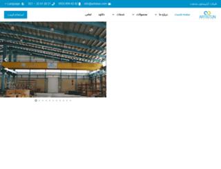 artistun.com screenshot