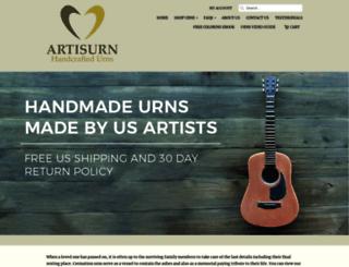artisurn.com screenshot