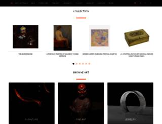 artlistings.com screenshot