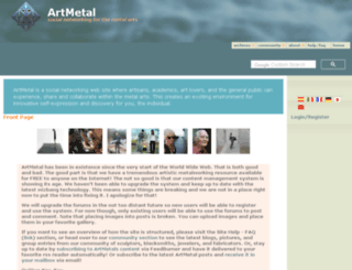 artmetal.com screenshot