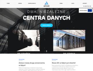 artnet.pl screenshot
