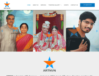 artnvn.com screenshot