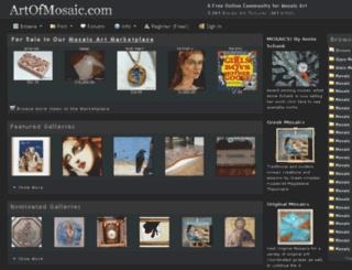 artofmosaic.com screenshot